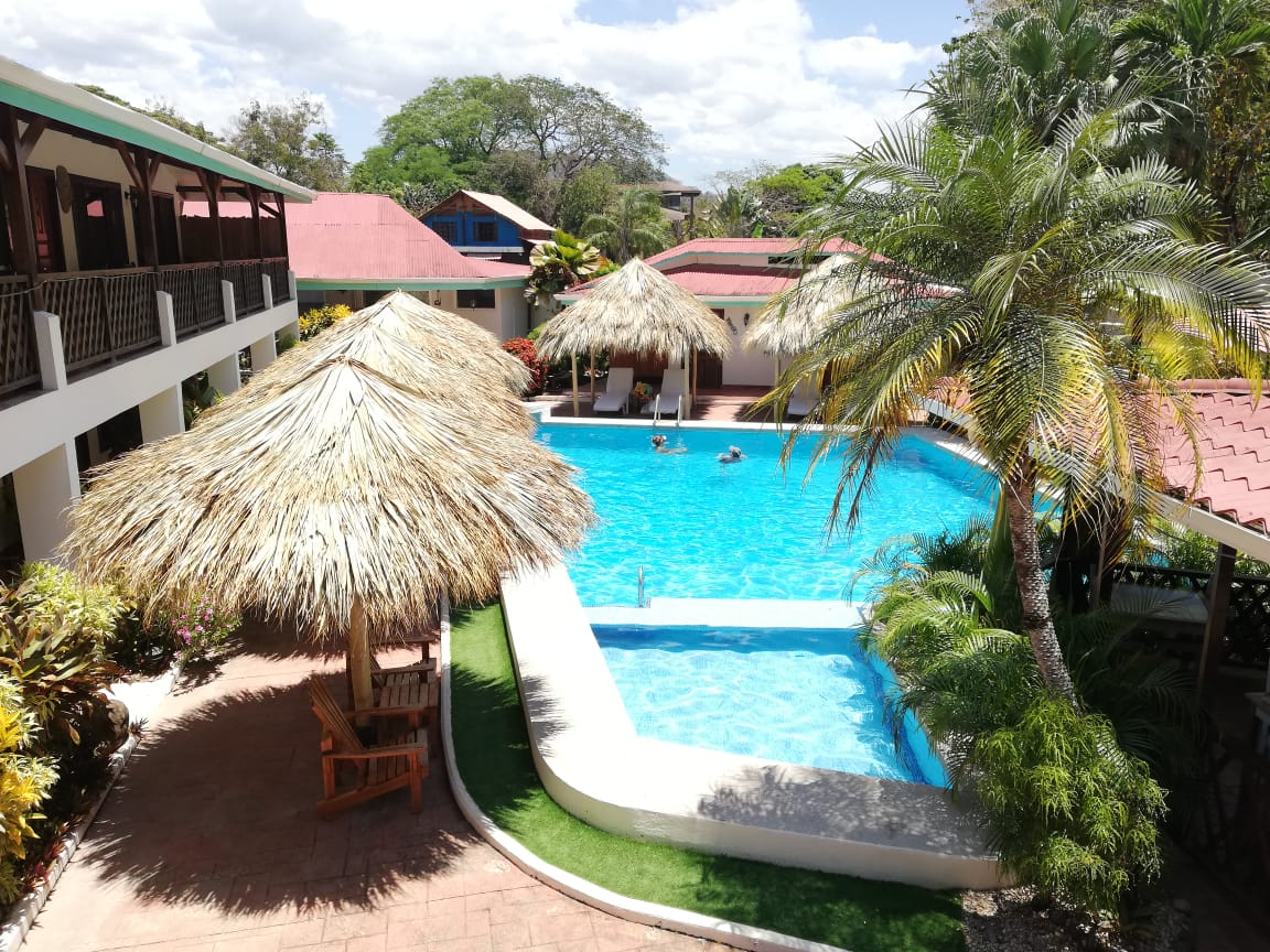 Successful and beautiful 14 BRs Hotel and Owner Villa in Unique Playa Samara