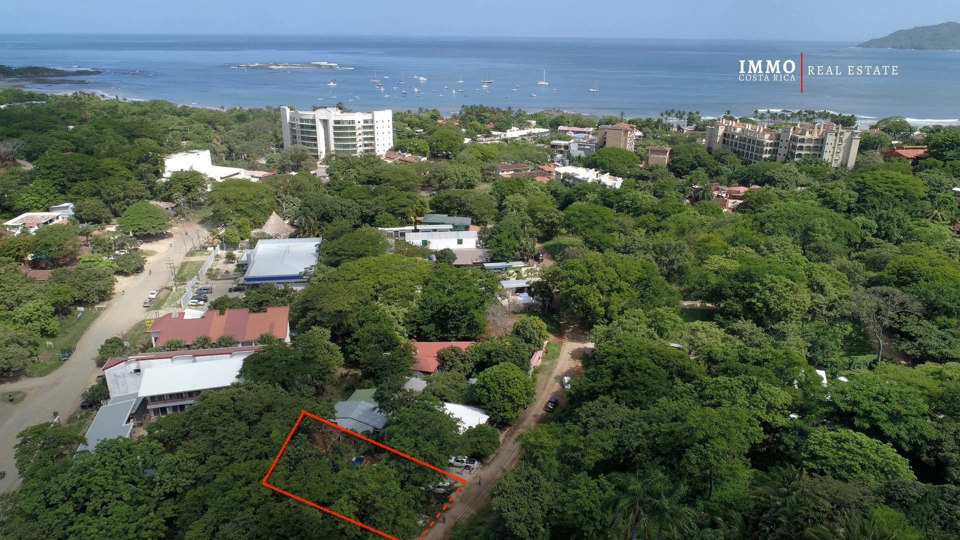Successful and Charming Hotel in Tamarindo Beach, walking distance to the Ocean