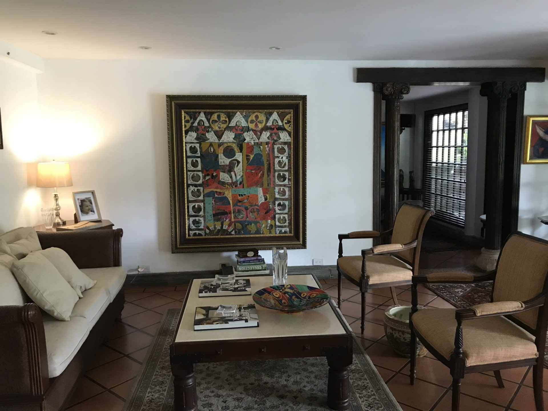 Magnificent Luxurious Family Home in Escazu with exquisite garden and 6 Bedrooms