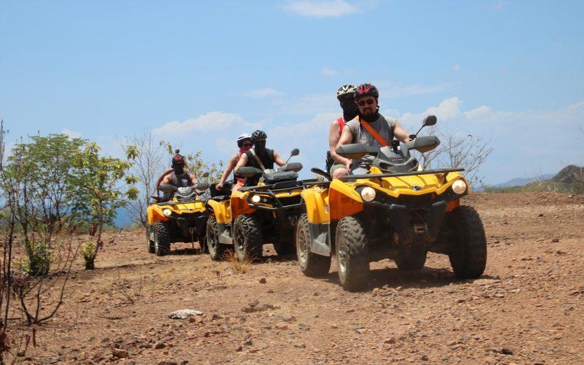 GRAN NEGOCIO LLAVE EN MANO TOUR ATV CAM-AN DE LUJO EN PLAYA TAMARINDO