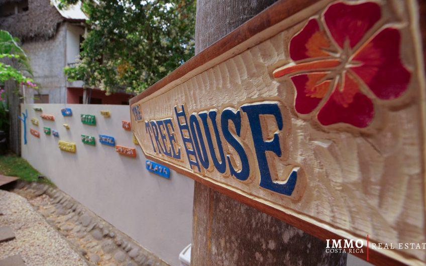 Encantadora Hotel en el centro de Playa Tamarindo, excellente rentabilidad