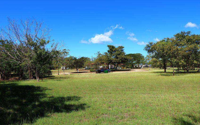 Tierra accesible en la comunidad cerrada de Hacienda Pinilla