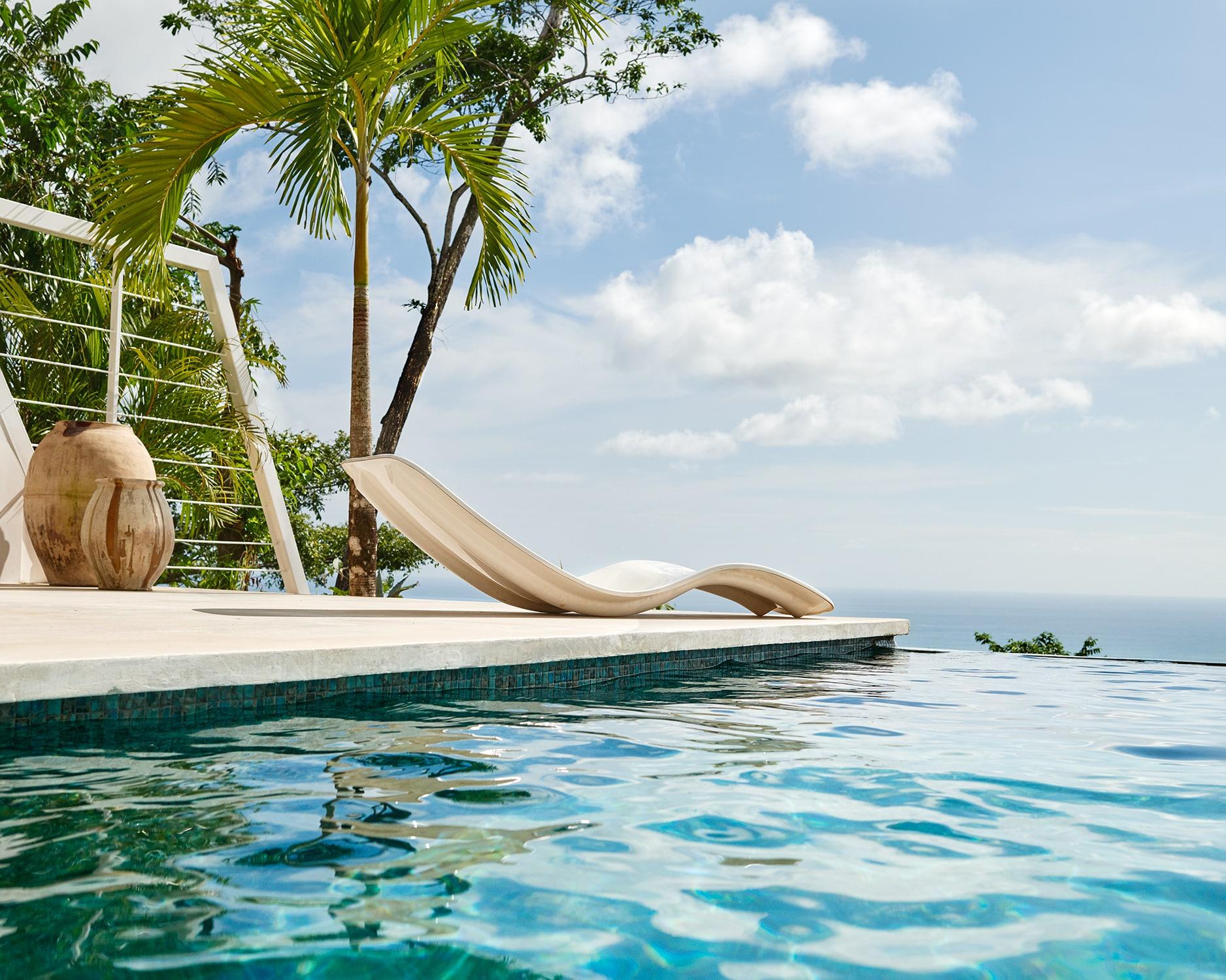 Exclusivity! Tastefull Ocean view Tropical Home in Santa Teresa